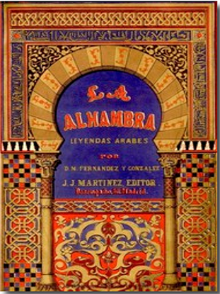 Imagen de La Alhambra, leyendas arabes