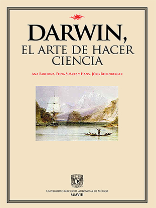 Imagen de Darwin, el arte de hacer ciencia